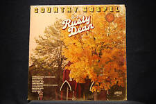 RUSTY DEAN-Country Gospel-Country/Folk Gospel VG++ LP
