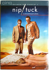 Occaz' : DVD Nip / Tuck - Saison 5 Partie 1 - 5 DVD - NEUF Emballé