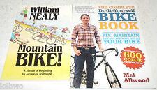 Complete Do-It-Yourself Bike Book:Everything You Need To Fix Bike+ Mountain Bike