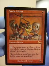 Goblin Welder (Urza's Legacy) MTG NEVER PLAYED NM/VF...YOUR PRECIOUS IS CALLING!