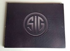 SIG Sauer Arms Firearms Catalog 2014 Brochure MINT NEW 66 Pages Rifles Pistol