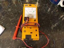 Vintage MM Electrical Tester
