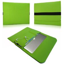 Für Apple Macbook Air Hülle Tasche Laptop Cover Sleeve Filz 13,3 Zoll Grün Case