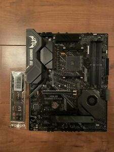 ASUS TUF Gaming X570-PLUS (Wi-Fi) - With BP