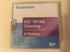 NEW Quantum MR-V1CQN-01, Cleaning Cartridge TDLTtape VS1, DLT VS160 & DLT-V4