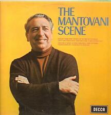 Mantovani-Vinyl LP-The Scene-Decca-LK 4989-65-1969-VG/Ex