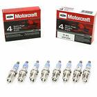 8+Motorcraft Platinum Spark Plugs For 1997-2003 FORD F-150 V8 4.6L / 5.4L