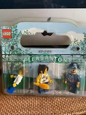 2011 LEGO Store Grand Opening Pleasanton, CA Minifigures #195 of 500 NEW