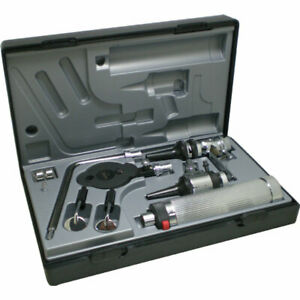 ENT Diagnostic Kit Otoscope Ophthalmoscope Opthalmoscope Nasal Larynx Diagnostic