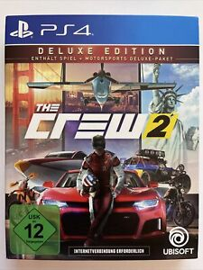The Crew 2 - Deluxe Edition inkl. DLC (Sony Playstation 4, 2018)