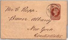 Gp Goldpath: Great Britain Newspaper Wrapper 1879 _Cv617_P02