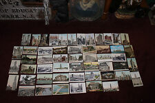 Antique New York City Postcards-52pcs-Flatiron Building-City Hall-Early 1900's