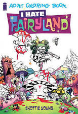 I Hate Fairyland Adult Coloring Book by Skottie Young (Paperback, 2016)