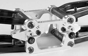 FG Aluminium Front Axle Mount A+B