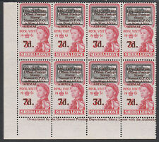 Sierra Leone 3917 - 1963 POSTAL  COMMEMORATION 7d on 3d VARIETY unmounted mint