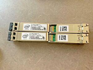 Intel FTLX1471D3BCV-IT Ethernet LR 1310nm 10GB SFP Transceiver