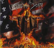 Christian Death American Inquisizione LIMITED CD DIGIPACK 2007