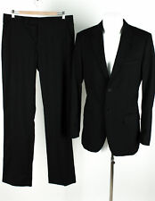 H&M Anzug Gr. 98 (schlank) 100% Wolle SUPER 100'S Sakko Hose Business Suit