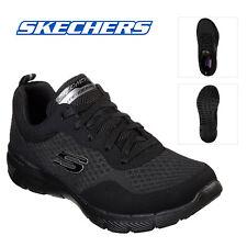 Skechers Womens Flex Appeal 3.0 Go Forward Lightweight Memory Foam Trainers
