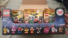 LEGO Batman Movie Series 1 Minifigures Complete Set of 20 - 71017 Factory Sealed