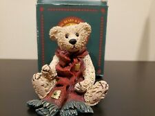 Boyds Bears And Friends Bear With Scarf Style 2003-03