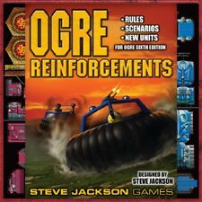 Steve Jackson Games: Ogre - Reinforcements (New)
