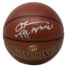 "Allen Iverson 76ers Signed Spalding Excel Replica Basketball ""The Answer"" JSA"