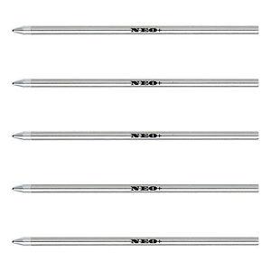 5 x  INK MINI MICRO PEN REFILLS FITS: Swarosvki, Cross, Cartier®, Lamy