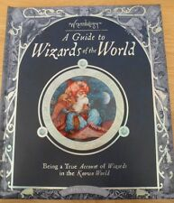 Wizardology A Guide to Wizards of the World Book plus Away Oh Wizard Card Game