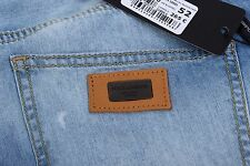 BNWT RETAIL 265 EUR  MEN'S SHORT JEANS D.G: size 31/46 it