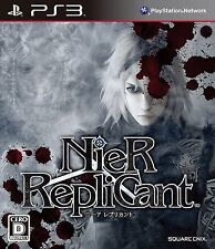 PS3 NieR Replicant. Japanese Version. SQUARE ENIX