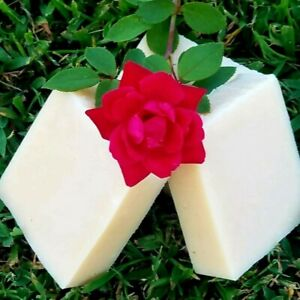 Unscented Handcrafted Goat Milk Soap Certified SC Product