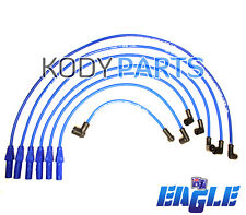 EAGLE IGNITION LEADS - for Ford Fairlane ZK 4.1L 1983-1984 fuel injected