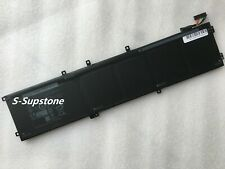 97Wh Original 6GTPY 05041C Battery For Dell XPS15 9560 9570 Precision 5520 5530