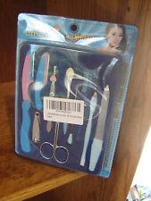 LOHOME Manicure Set Tools, 10 PCS Beauty Care Clipper Nipper Pedicure Manicure
