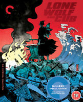 Lone Wolf and Cub - The Criterion Collection Blu-Ray (2017) Watanabe Fumio,