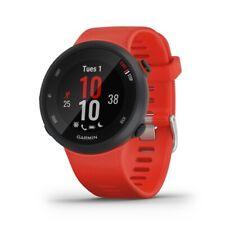Garmin Forerunner 45 Rot GPS Laufuhr Sportuhr Herzfrequenzmessung