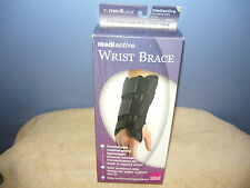 Mediactive Orthopedic Wrist Brace Size Small Left Hand Black 86252 New!!!