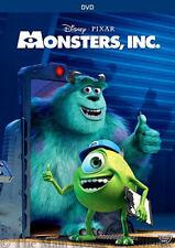 Disney Pixar Monsters, Inc. Monsters Inc Kids Monster In The Closet Story on DVD