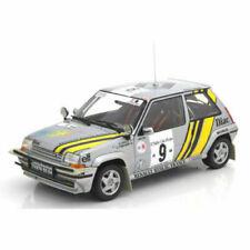 NOREV Renault Super Cinq GT Turbo #9 Rallye Côte d'Ivoire 1989 1/18 Voiture de Course