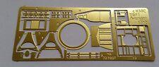 1/72nd KMC 72-7007 TBF1 - Avenger PhotoEtch Brass Detail Parts