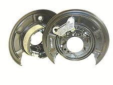 Fiat Ducato Rear Left Brake Shoe Kit & Backing Plate Complete new ATE
