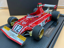 1/18 GP REPLICAS Ferrari 312 B3 #12 Niki Lauda 1975 GP25F NEU + OVP !