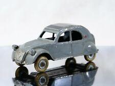 JRD F n° 110 Citroën 2 CV avec malle Raoul version peu fréquente 1/43