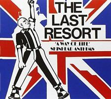 The Last Resort - A Way Of Life: Skinhead Anthems (Deluxe Digi) (NEW CD)