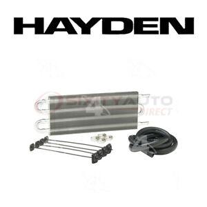 Hayden Transmission Oil Cooler for 2002-2008 Chevrolet Trailblazer 4.2L 5.3L uk