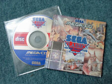Sega Megadrive Mega-CD CLASSICS ARCADE COLLECTION Golden Axe Shinobi (Loose)