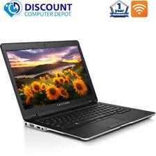 Dell Laptop Computer Core i7 8GB 512GB SSD HD Webcam Windows 10 Pro Ultrabook PC