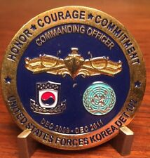 USFK United States Forces Korea Det 102 USN CDR Ted LeClair