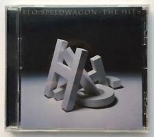 REO SPEEDWAGON CD The Hits album 2008 17 SONGS disc The Best of Greatest Hits